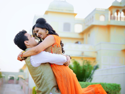 Shruti + Anupam